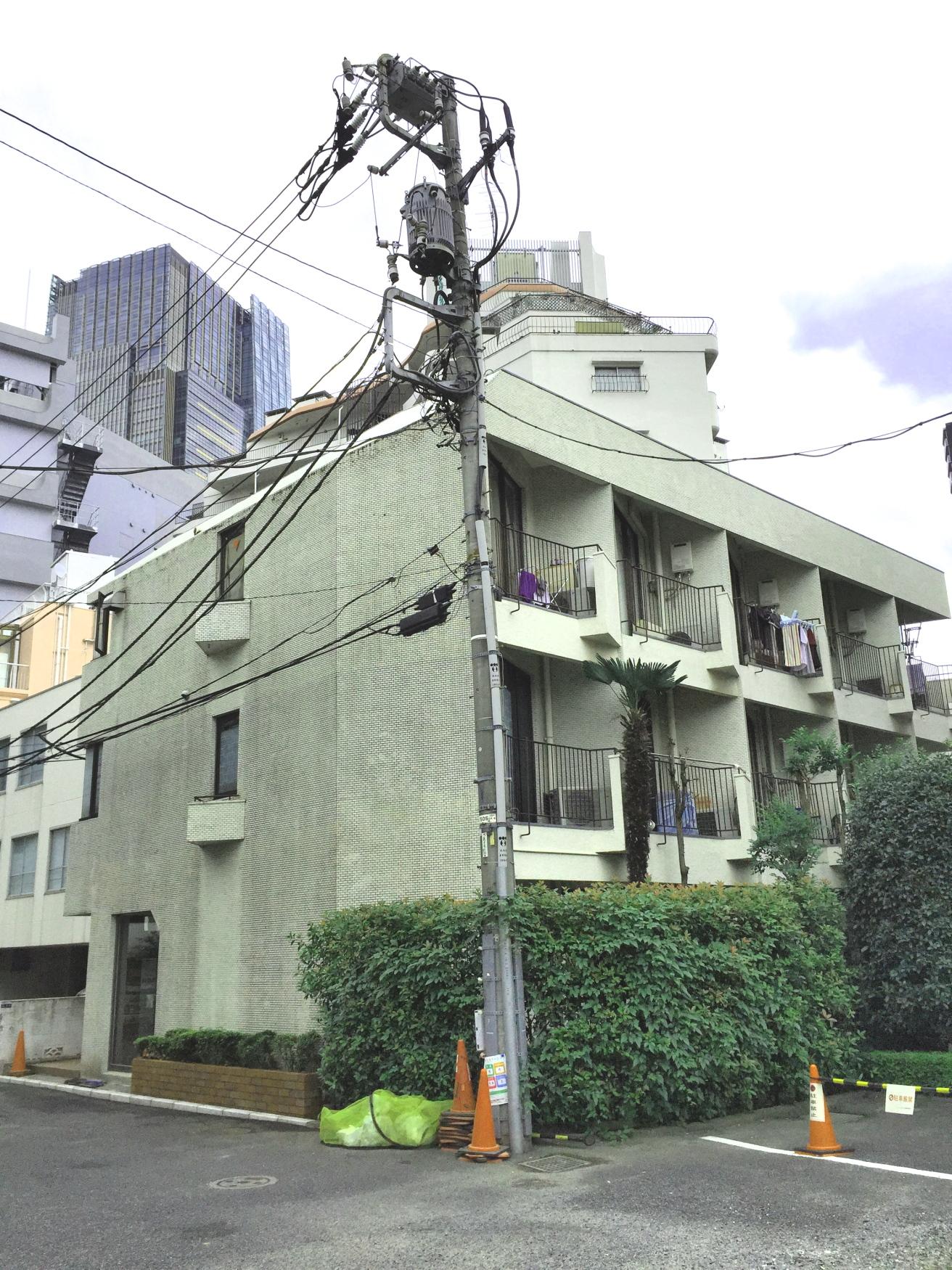 東京ミッドタウンもすぐそこ!賃貸ワンルームマンション 18.75㎡ 乃木坂駅徒歩2分