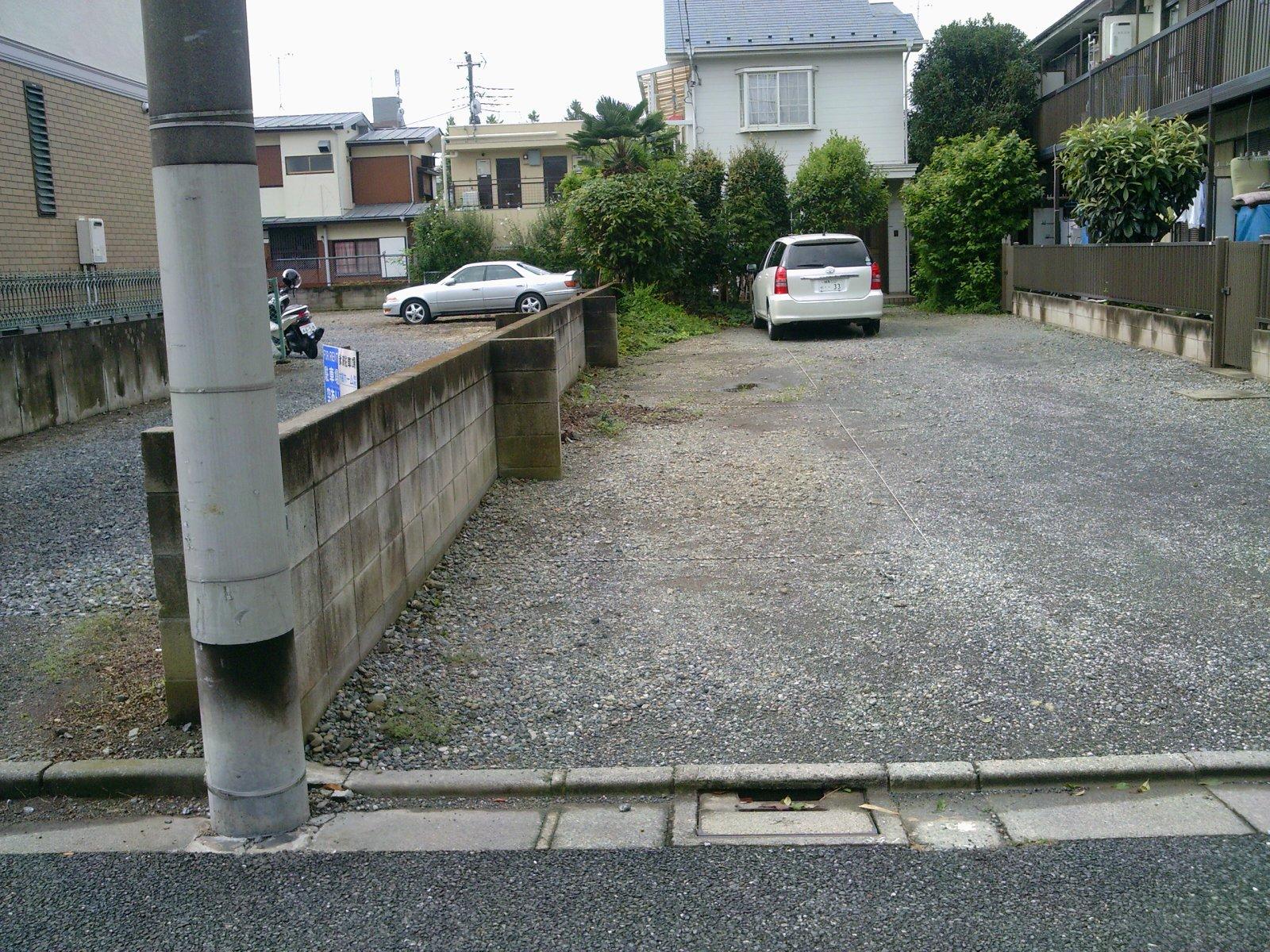 杉並区高井戸西1丁目 月極め駐車場 1台募集開始画像3