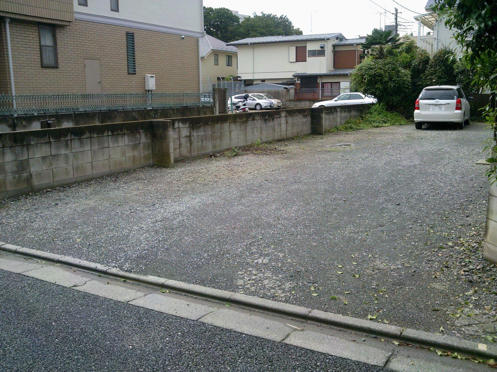 杉並区高井戸西1丁目 月極め駐車場 1台募集開始