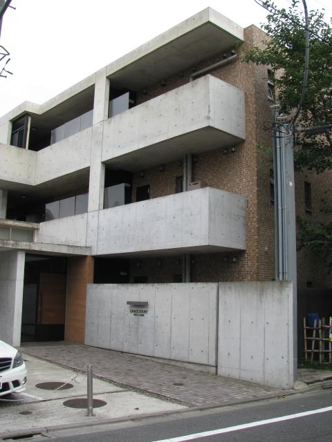 デザイナーズマンション GRACE COURT 東急池上線御嶽山駅徒歩2分 1LDK