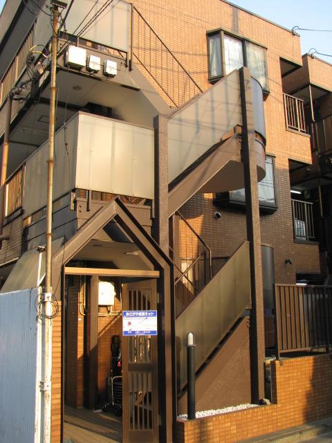 ツインパレス新高円寺A棟206号