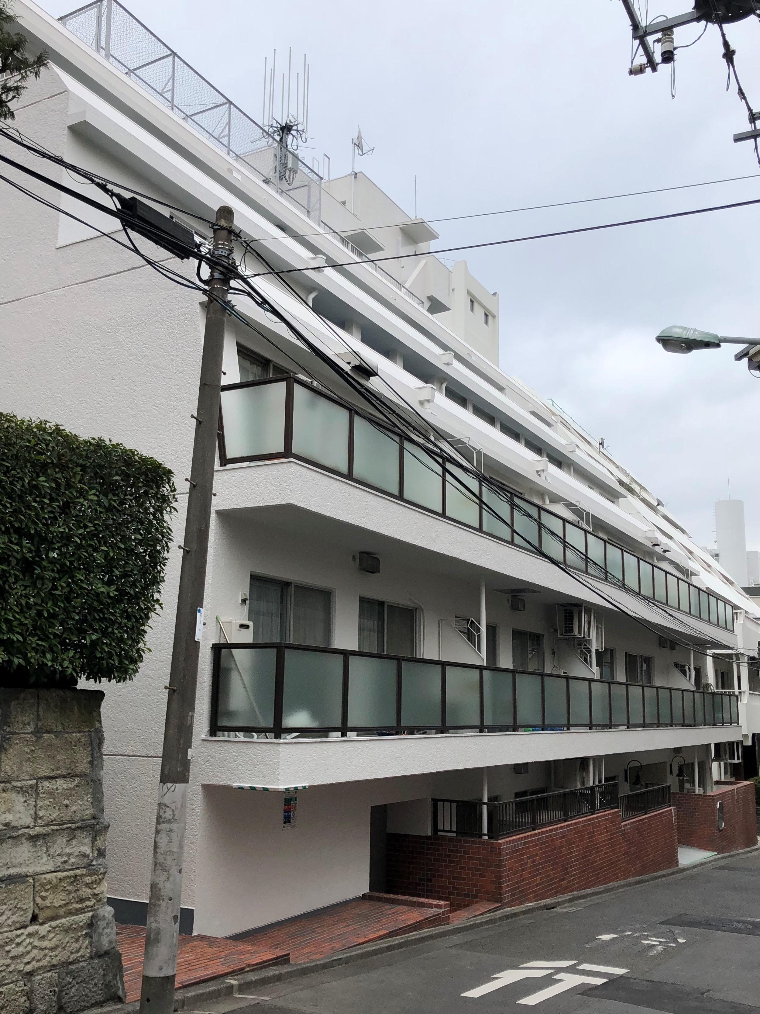 JR山手線「原宿駅」徒歩10分 オートロックの分譲賃貸マンション事務所 1ルーム 29.16㎡